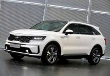 2022 Kia Sorento Hybrid