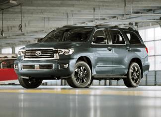 2022 Toyota Sequoia TRD Pro
