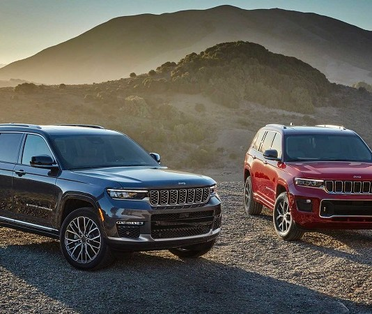 2022 Jeep Grand Cherokee L featured