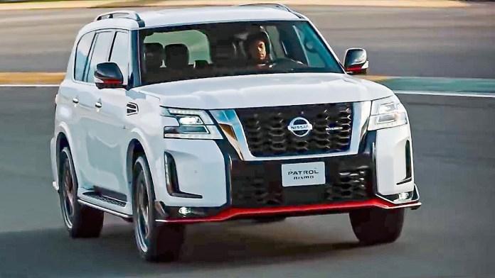 2022 Nissan Armada NISMO Specs