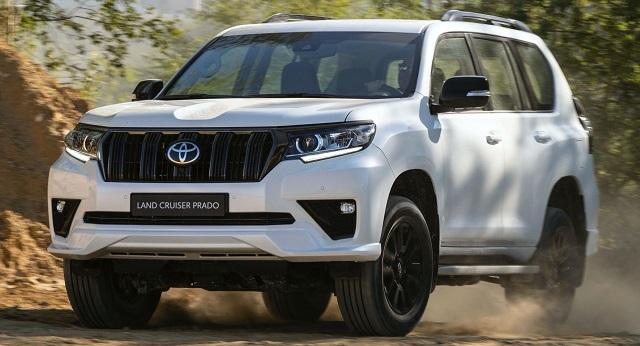 2022 Toyota Land Cruiser Prado