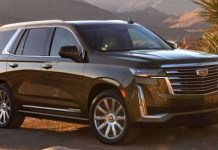 2022 Cadillac Escalade V