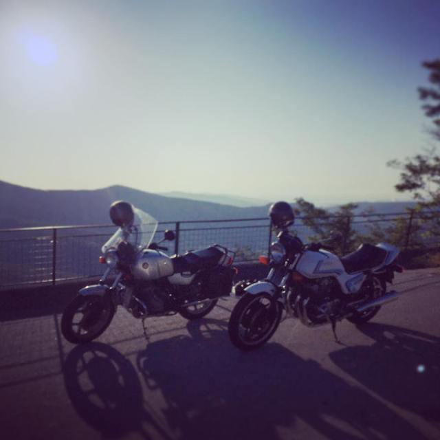 BMW vs HONDA aka trip to the adriatico! mihapajk bmwsclassichellip