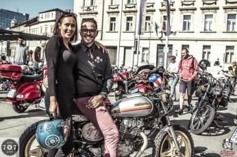Distinguished Gentleman's Ride Ljubljana 2016.