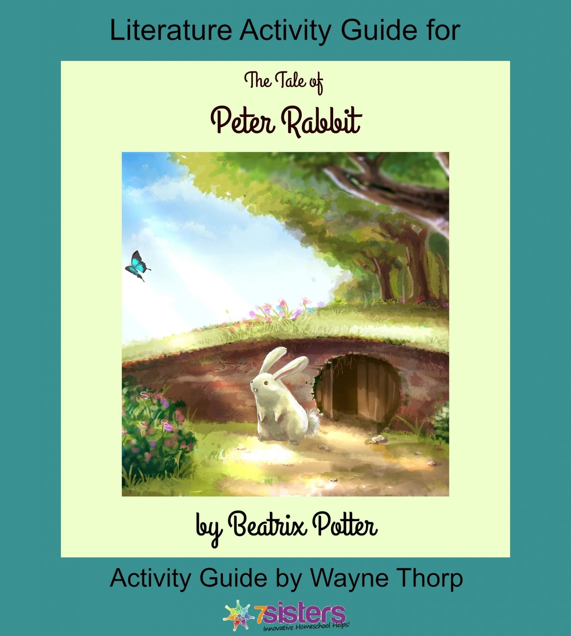 Activity Guide The Tale Of Peter Rabbit Elementary