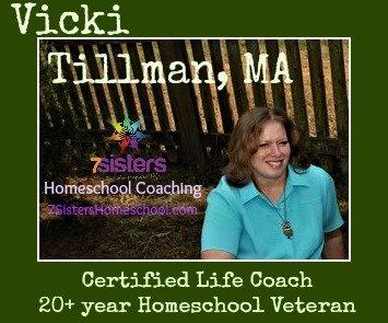 Homeschool Coaching from 7SistersHomeschool.com