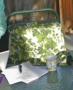 Hannah Group Shot Chair Closeup
