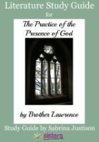 The Practice of the Presence of God Literature Study Guide