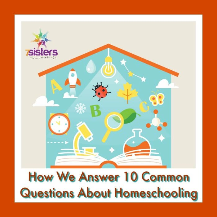 10 Common Questions About Homeschooling