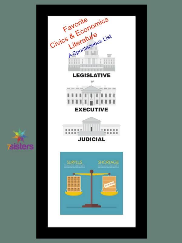 A Spontaneous List Of Favorite Civics And Economics Literature