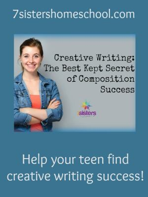 Help your teen find Creative Writing Success - the key to excellent composition skills!