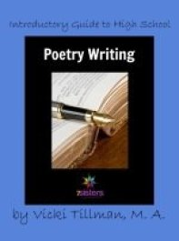 Introductory Guide to High School Poetry Writing from 7 Sisters Homeschool