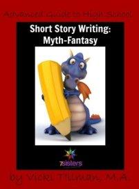 Honors Level Creative Writing Credit Myth-Fantasy Short Story Writing