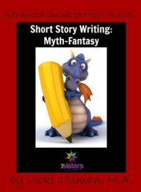 Honors Level Creative Writing Credit Myth-Fantasy Short Story Writing