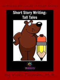 Honors Level Creative Writing Credit Tall Tale Short Story Writing Guide