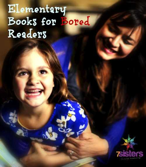 Elementary Books for Bored Readers