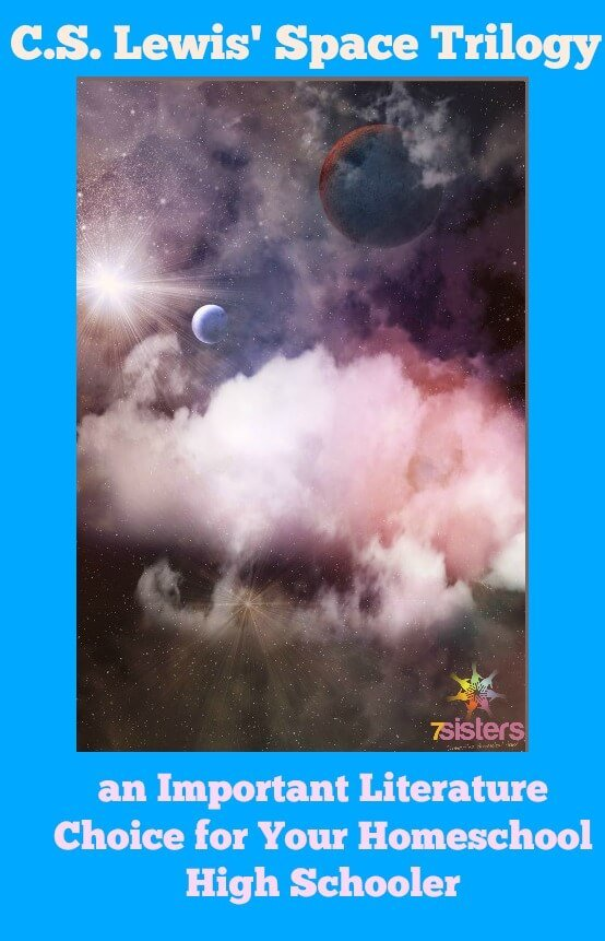 C. S. Lewis space trilogy