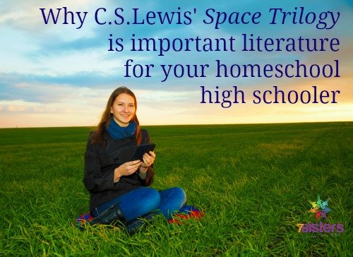 C.S. Lewis' Space Trilogy is Important Reading for Teens