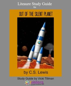 The C. S. Lewis Space Trilogy study guides for high school