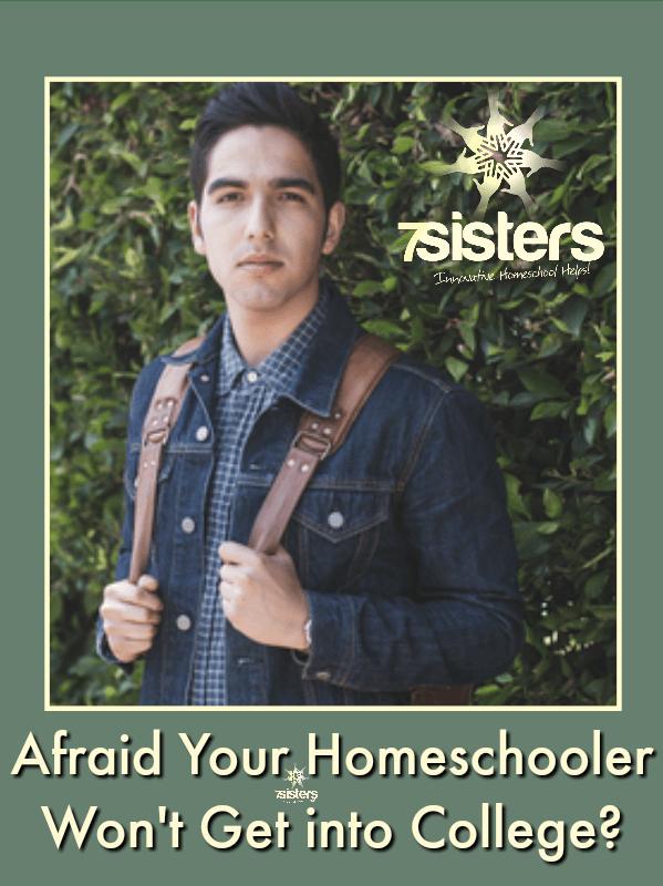 Afraid Your Homeschooler Won't Get into College?