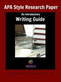 APA Style Research Paper Introductory Writing Guide from 7SistersHomeschool.com