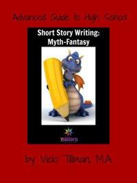 Myth-fantasy Writing Guide 7SistersHomeschool.com