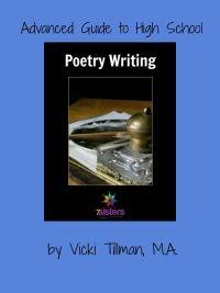 Advanced Poetry Writing 7SistersHomeschool.com