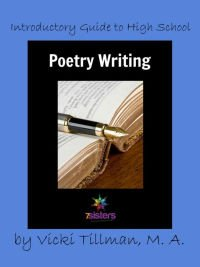 Introductory Poetry Writing from 7SistersHomeschool.com
