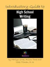 Introductory Writing BUNDLE 7SistersHomeschool.com
