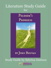 Pilgrim's Progress Literature Guide from 7SistersHomeschool.com