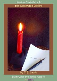 Screwtape Letters Literature Study Guide 7SistersHomeschool.com