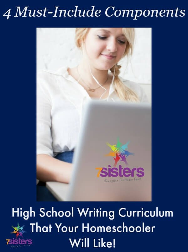 High School Writing Curriculum That Your Homeschooler Will Like