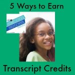 5 Ways to Earn High School Credit