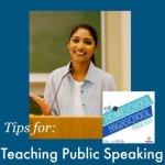 HSHSP Ep 59: Tips for Teaching Public Speaking