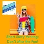 HSHSP Ep 63 Short Story Writing- Fun!