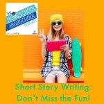 HSHSP Ep 63 Short Story Writing- Fun!