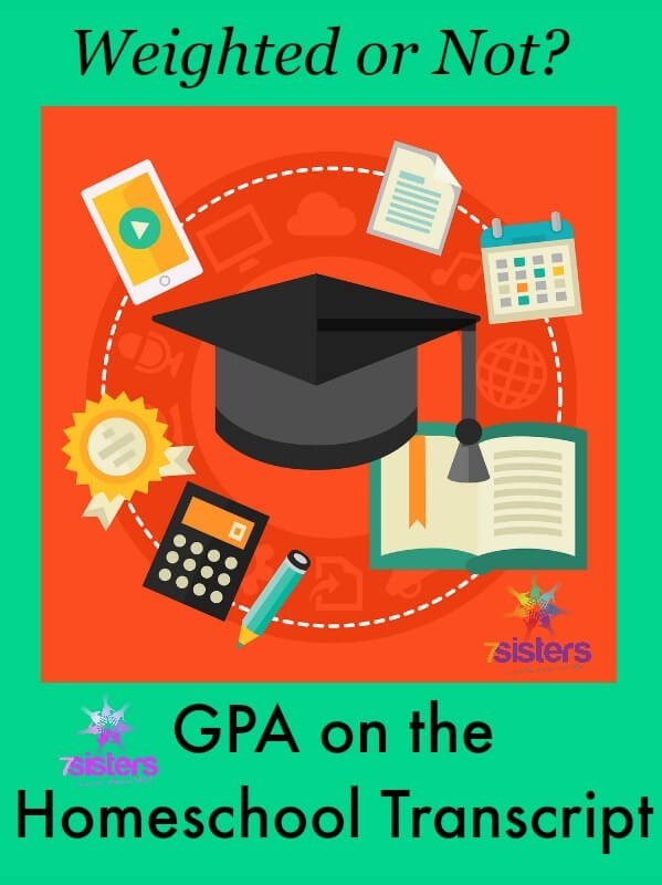 GPA on the Homeschool Transcript: Weighted or Not?