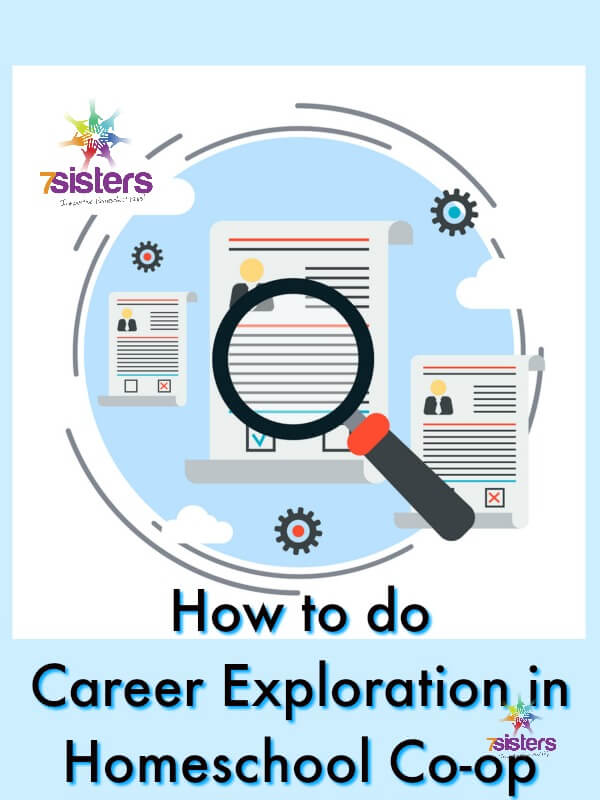 How to do Career Exploration in Homeschool Co-op