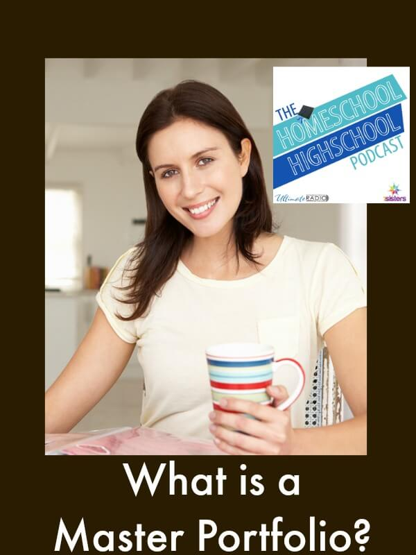 What is a Master Portfolio and Why Should You Create One? 7SistersHomeschool.com