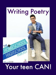 HSHSP Episode 62 Writing Poetry