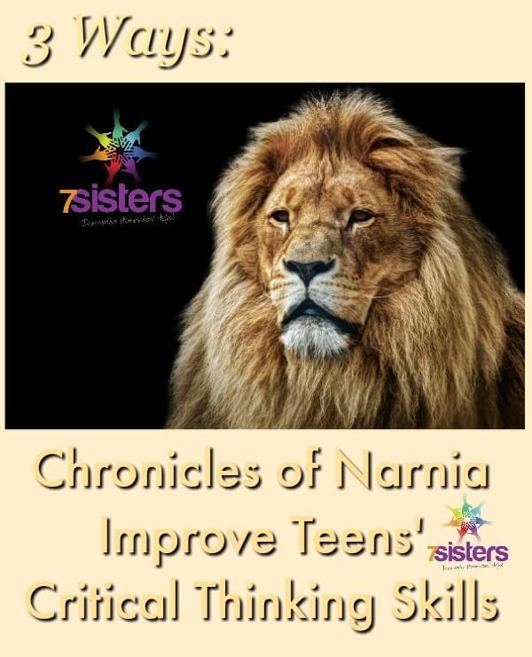 Chronicles of Narnia Improve Teens' Critical Thinking Skills