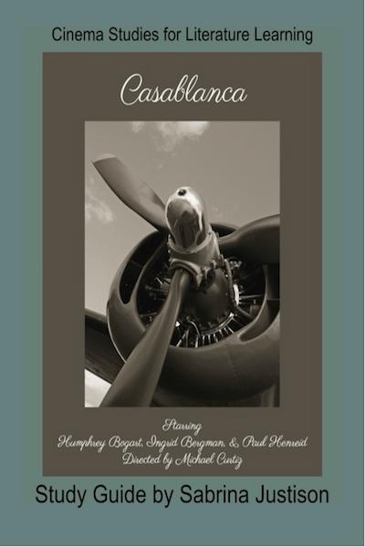 Casablanca Cinema Study Guide from 7SistersHomeschool.com