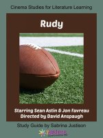 Rudy Cinema Study Guide