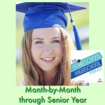 HSHSP Ep 95 Senior Year for College Bound Homeschool Highschoolers