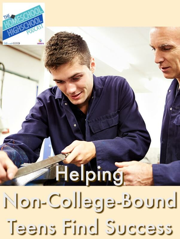 Helping Non-College-Bound Teens Find Success