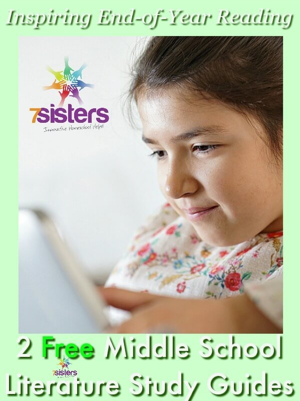 Try Inspiring End-of-Year Reading with 2 Free Middle School Literature Guides