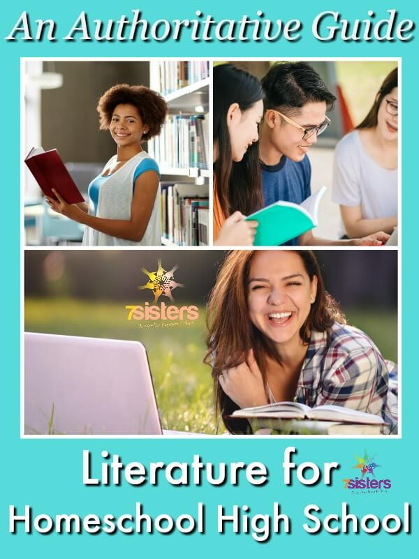 An Authoritative Guide to Literature for Homeschool High School