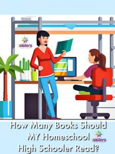 An Authoritative Guide to Literature for Homeschool High School How Many Books Should My Teen Read?