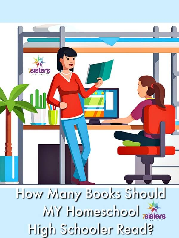 How Many Books Should MY Homeschool High Schooler Read?