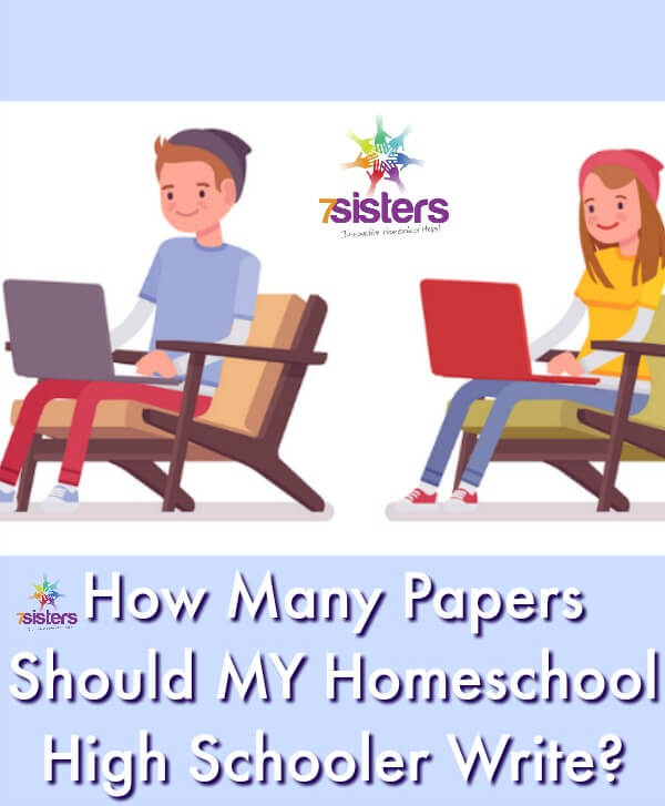 How Many Papers Should MY Homeschool High Schooler Write?